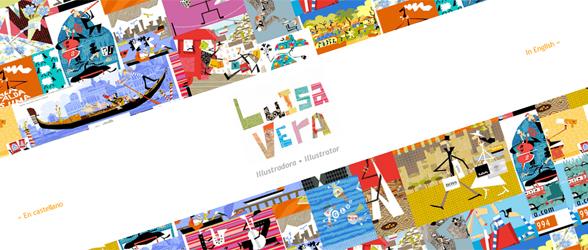 Home page www.luisavera.com